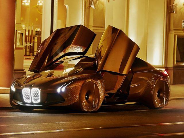 La BMW iNext 2021 pourrait être badgée i9