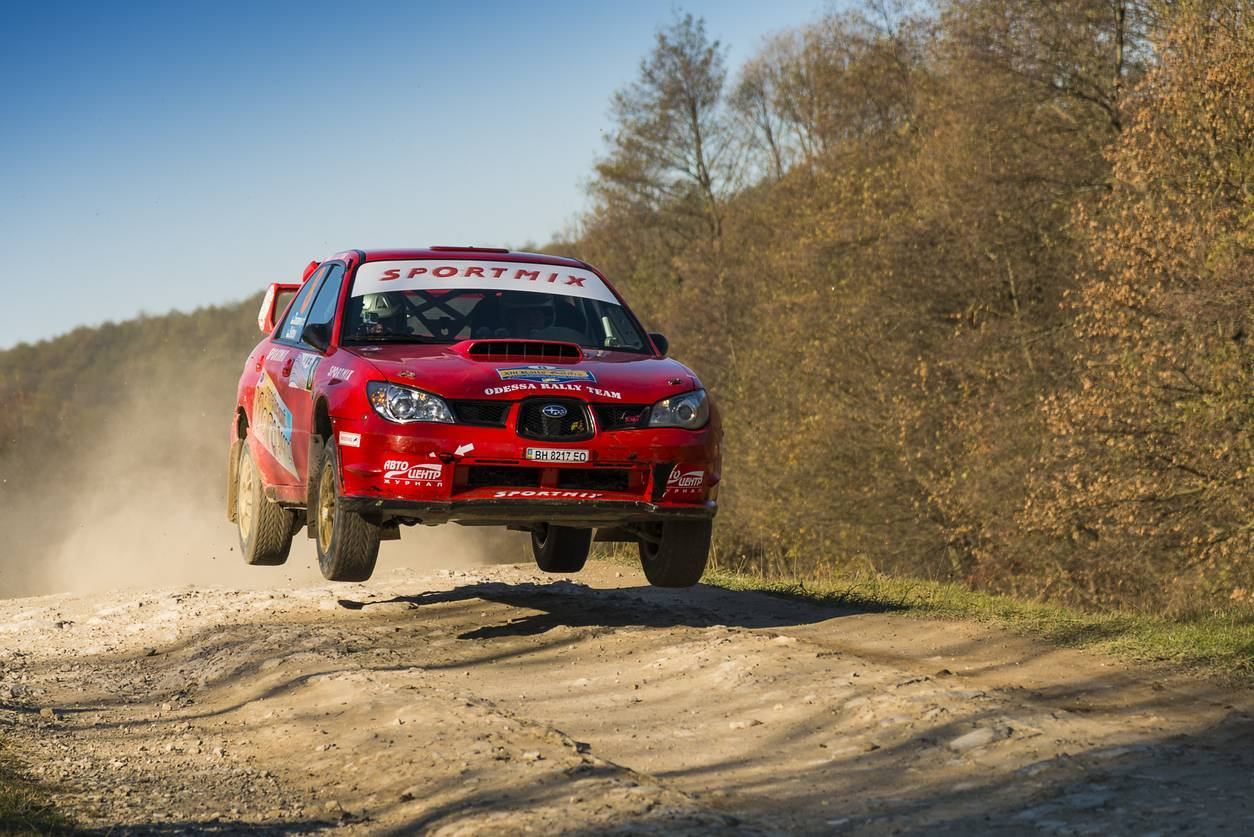 Rallye: disposer de bonnes pièces pour sa voiture